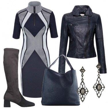 Outfit Geometrie che sfinano