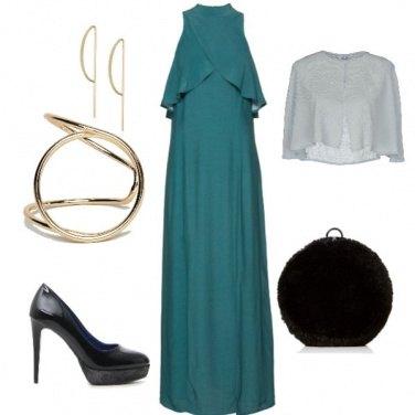Outfit Serata glamour