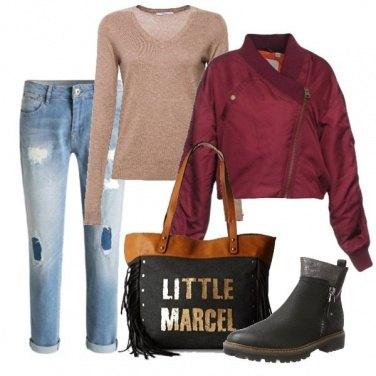 Outfit Aria urban