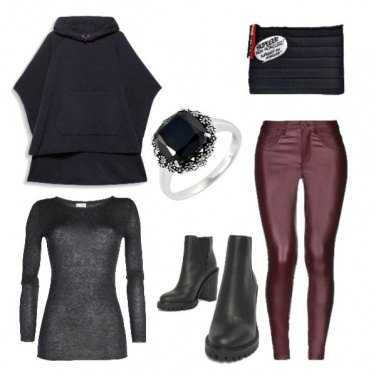 Outfit Urban #8434