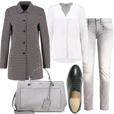 Outfit Semplicità ed eleganza