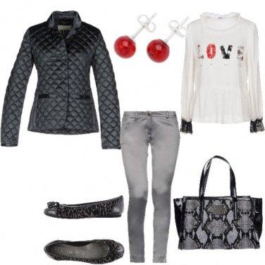 Outfit Batti cuore