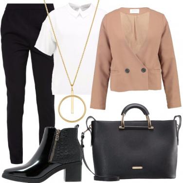 Outfit Stile sofisticato minimal