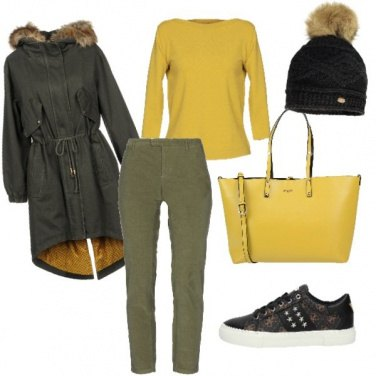 Outfit Urban #8452