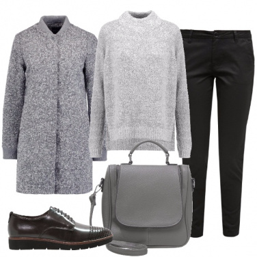 Outfit Basic da giorno