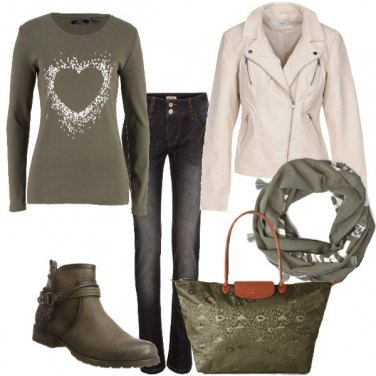 Outfit Urban #8453