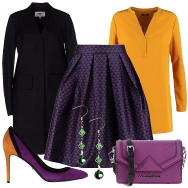 Outfit Squarci di colore