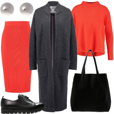 Outfit Il tempo delle arance