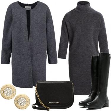 Outfit Morbida maglia