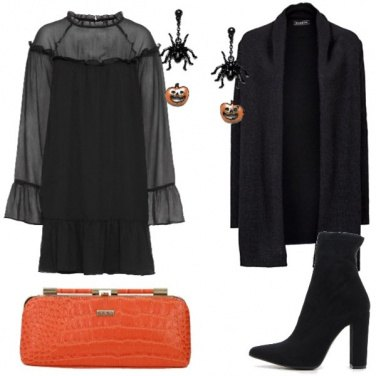 Outfit Ispirazione Halloween