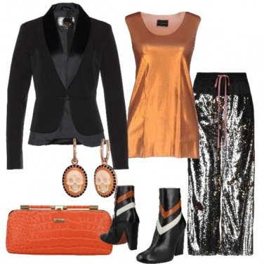 Outfit Trendy Halloween