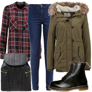 Outfit Teenager trendy
