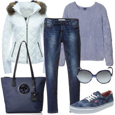 Outfit Rilassati con le amiche