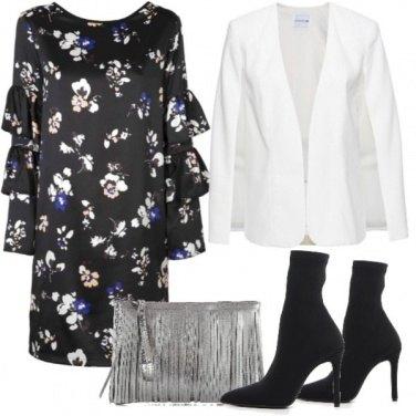 Outfit La giacca mantella