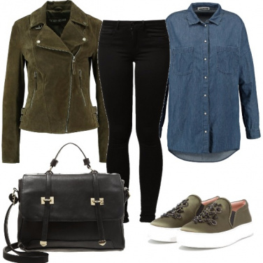 Outfit Oliva