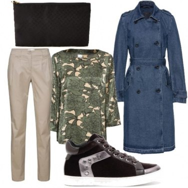 Outfit Urban #8457