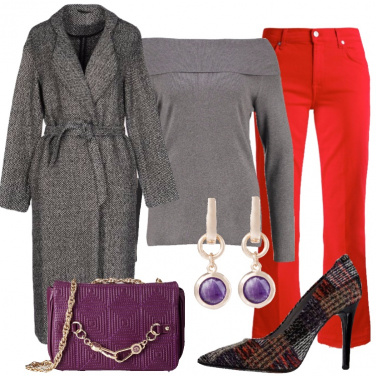 Outfit Illumino l\'inverno di colore