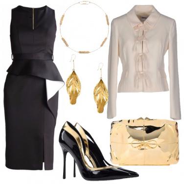 Outfit Dettagli oro