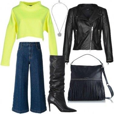 Outfit La maglia gialla