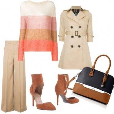 Outfit Eleganza e stile in ufficio