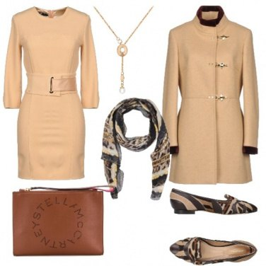 Outfit Rigore autunnale
