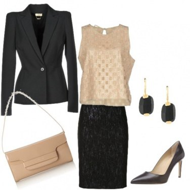 Outfit Serata double chic