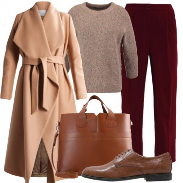 Outfit Essenziale e di moda