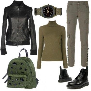 Outfit TSK L\'orologio coordinato
