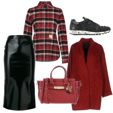 Outfit Le sneakers glamour