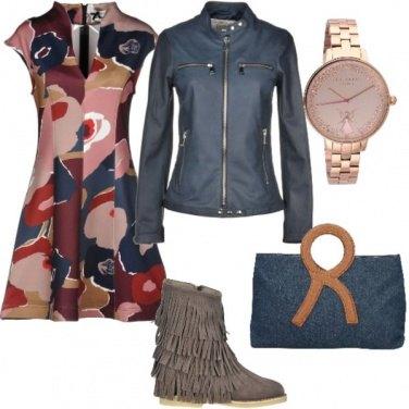 Outfit Mescolanza di colori