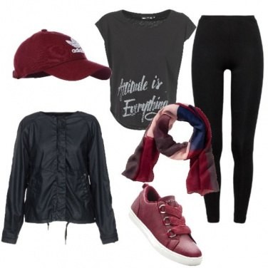 Outfit Urban #8488
