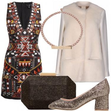 Outfit Lavorazioni brillanti