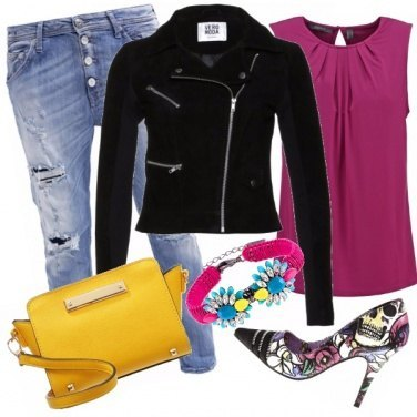 Outfit Funny girl
