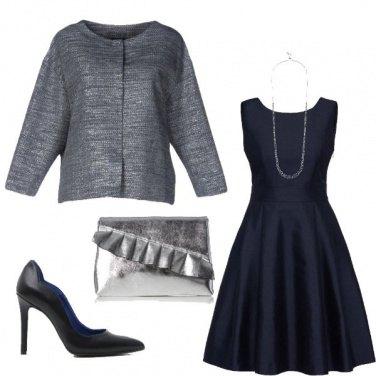 Outfit Eleganza di sera