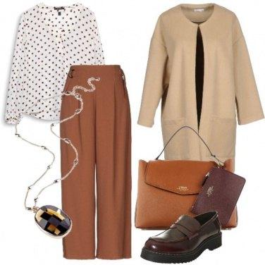 Outfit Vita alta e pois