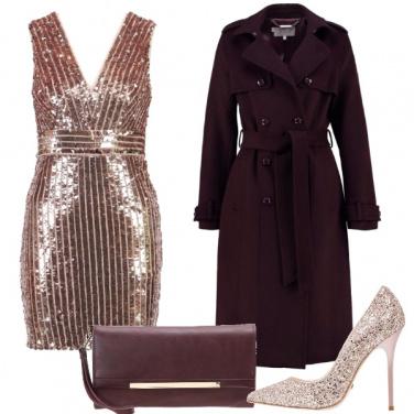 Outfit Capodanno glitter