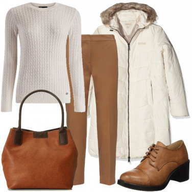 Outfit Caffellatte
