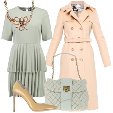 Outfit Pastello glaciale