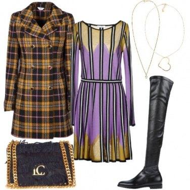 Outfit Fantasia a colori