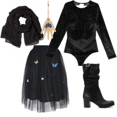 Outfit The good witch