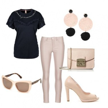 Outfit Dolce come lo zucchero