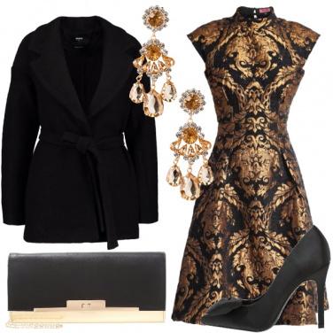 Outfit Ispirazione barocca