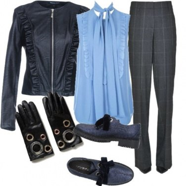 Outfit Che trendy!