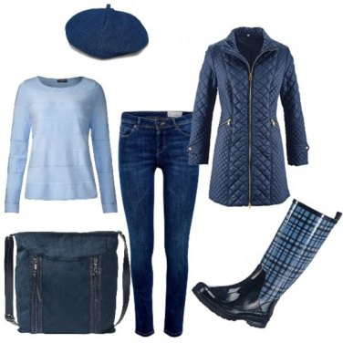 Outfit Urban #8480
