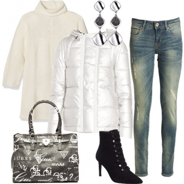 Outfit Stella polare