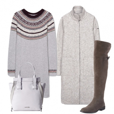 Outfit Tipicamente invernale