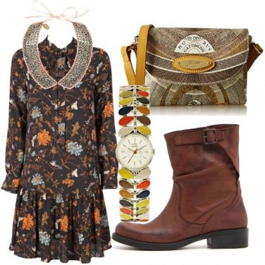 Outfit Country bon ton