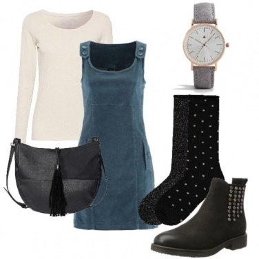 Outfit Vestito basic