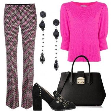 Outfit Colorato e fashion