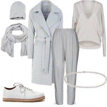 Outfit Grey is the new black